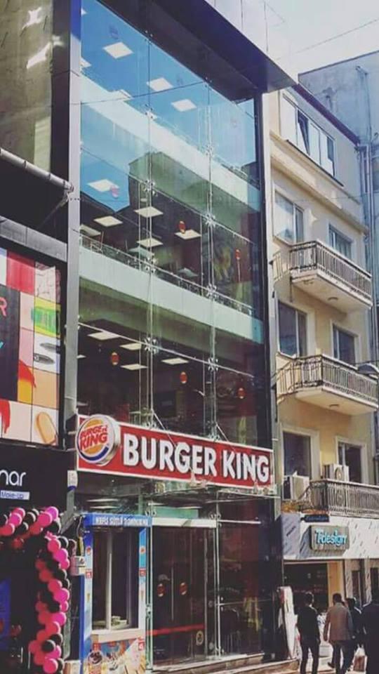 Burger king izmit