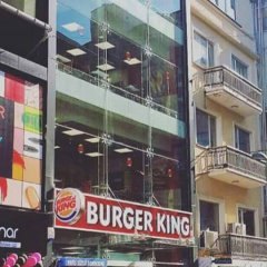 Burger king izmit